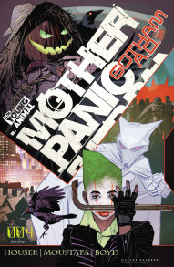 Mother Panic: Gotham A.D. #4