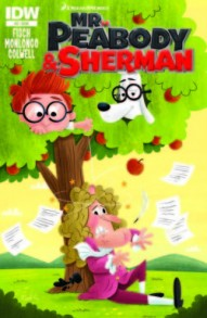 Mr. Peabody and Sherman #3