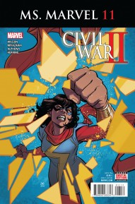 Ms. Marvel #11