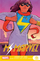 Ms. Marvel (2015) Army Of One TP Reviews