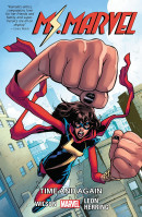 Ms. Marvel (2015) Vol. 10: Time And Again TP Reviews
