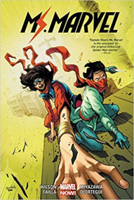 Ms. Marvel Vol. 4 Hardcover