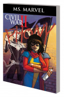 Ms. Marvel (2015) Vol. 6: Civil War II TP Reviews