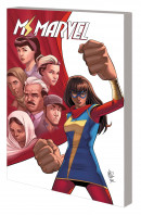 Ms. Marvel (2015) Vol. 8: Mecca TP Reviews