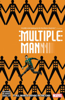 Multiple Man (2018) All Makes Sense In The End TP Reviews