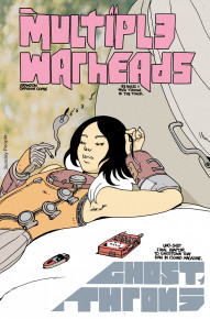 Multiple Warheads: Ghost Throne #1