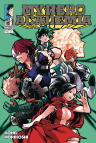 My Hero Academia Vol. 22
