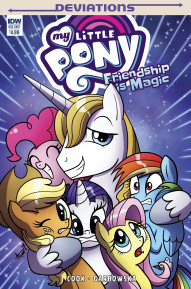 My Little Pony: Deviations #1