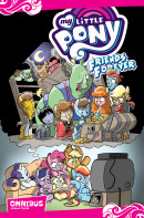 My Little Pony: Friends Forever Vol. 3 Omnibus TP Reviews