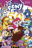My Little Pony: Friendship is Magic Vol. 4 Omnibus TP Reviews