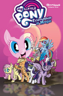 My Little Pony: Friendship is Magic Vol. 5 Omnibus TP Reviews