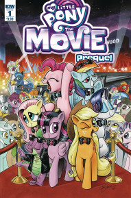 My Little Pony: Movie Prequel #1