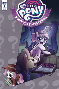 My Little Pony: Ponyville Mysteries #1