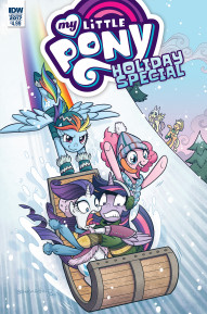 My Little Pony: Holiday Special 2017 #1