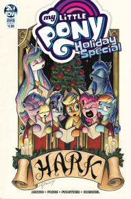 My Little Pony: Holiday Special 2019 #1