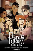 Nancy Drew (2018) Palace Of Wisdom TP Reviews