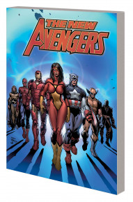 New Avengers Vol. 1: By Bendis Complete Collection
