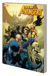 New Avengers Vol. 3: By Bendis Complete Collection