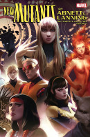 New Mutants (2009) Vol. 1: by Abnett & Lanning Complete Collection TP Reviews