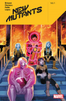 New Mutants (2019) Vol. 1: By Ed Brisson TP Reviews