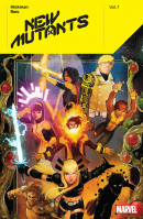 New Mutants (2019) Vol. 1: By Jonathan Hickman TP Reviews