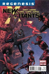 New Mutants Vol. 3 #36