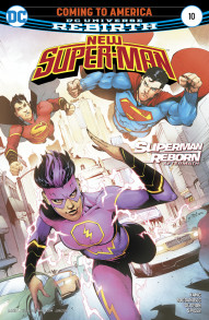 New Superman #10