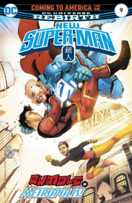 New Superman #9