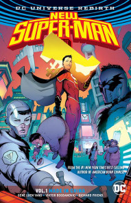 New Superman Vol. 1: Made In China