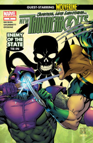 New Thunderbolts #4