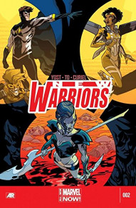 New Warriors #2