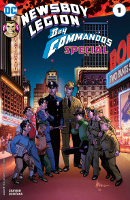 Newsboy Legion & The Boy Commandos Special