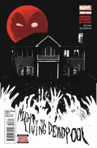 Night of the Living Deadpool #3