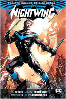 Nightwing Vol. 1 Deluxe Reviews