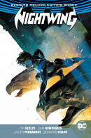 Nightwing (2016) Vol. 3 Deluxe HC Reviews