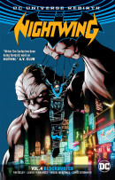 Nightwing (2016) Vol. 4: Blockbuster TP Reviews