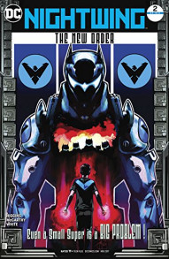Nightwing: The New Order #2