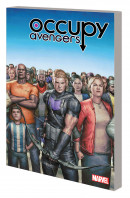 Occupy Avengers Vol. 1 Reviews