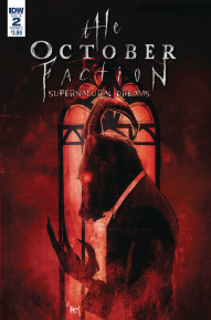 October Faction: Supernatural Dreams #2