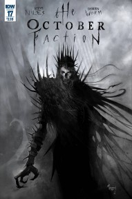 October Faction #17