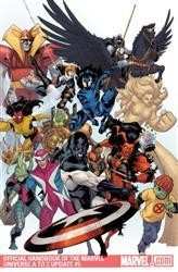 Official Handbook of the Marvel Universe A-Z Update