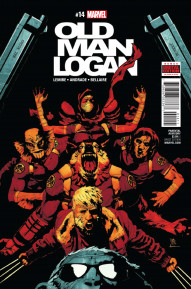 Old Man Logan #14