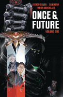 Once & Future Vol. 1 TP Reviews