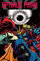 Optimus Prime Vol. 4 TP Reviews