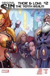 Original Sin: Thor & Loki: The Tenth Realm #2