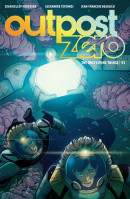 Outpost Zero Vol. 3: The Only Living Things TP Reviews