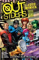 Outsiders Vol. 1: By Judd Winick TP Reviews