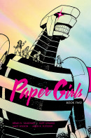 Paper Girls Vol. 2 Deluxe HC Reviews