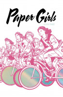 Paper Girls Vol. 3 Deluxe Reviews