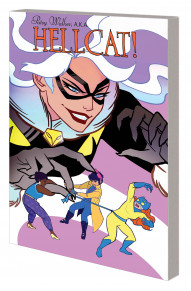 Patsy Walker, A.K.A. Hellcat! Vol. 2: Dont Stop Me-ow